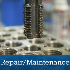 Industrial Equipment Maintenance